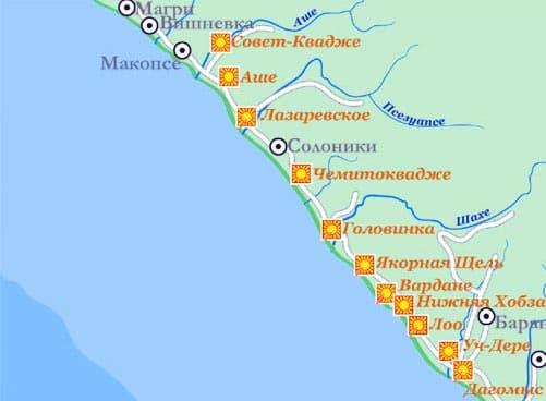 снять жильё магри веселое на карте Рено последнем